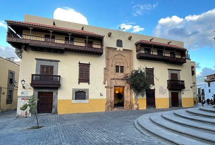 Que ver en Las Palmas de Gran Canaria Casa de Colón