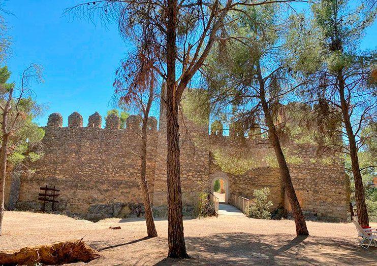Castillo de Anento