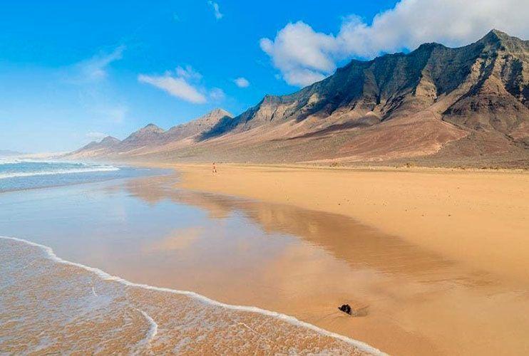 Playa de Cofete mejores playas de Fuerteventura