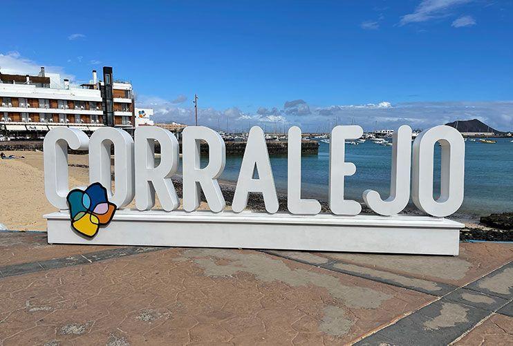 Corralejo mejores playas de Fuerteventura
