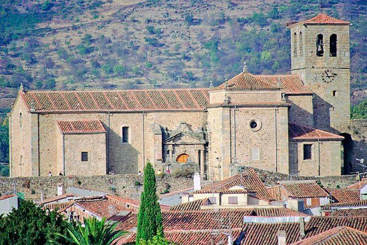 Iglesia Santa María de Aguas Vivas