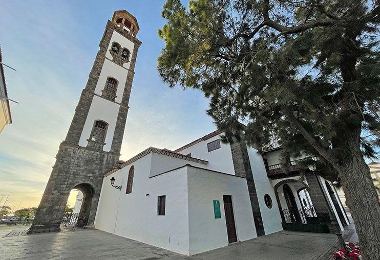 Iglesia de la Concepción Tenerife