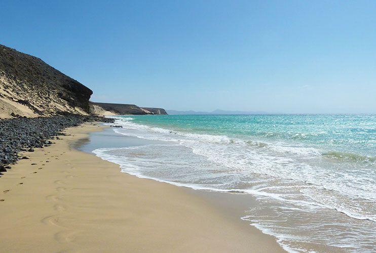 Playa de Mal Nombre mejores playas de Fuerteventura