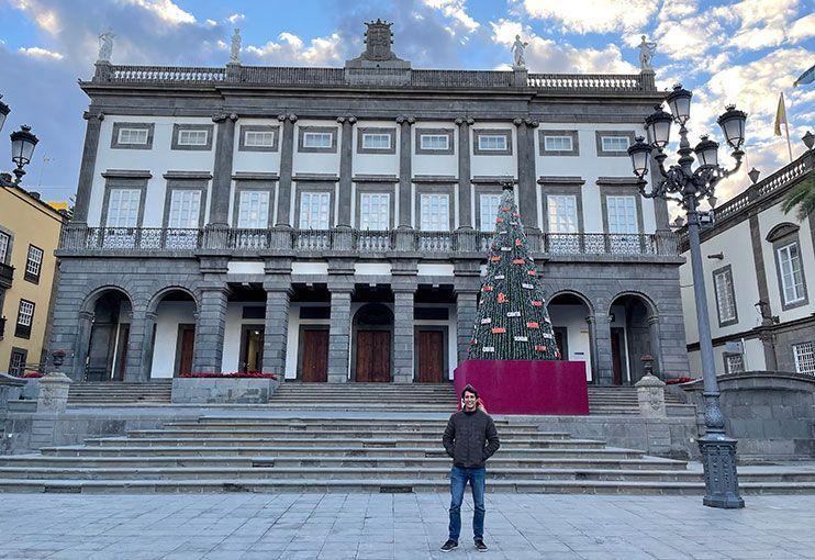 Que ver en Las Palmas de Gran Canaria Plaza Santa Ana