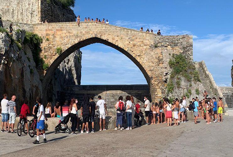 Puente Medieval Castro Urdiales