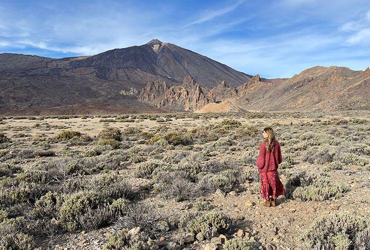 Visitar el Teide