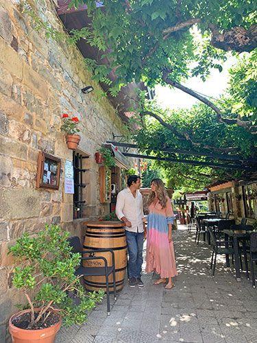 Dónde comer en Bárcena Mayor