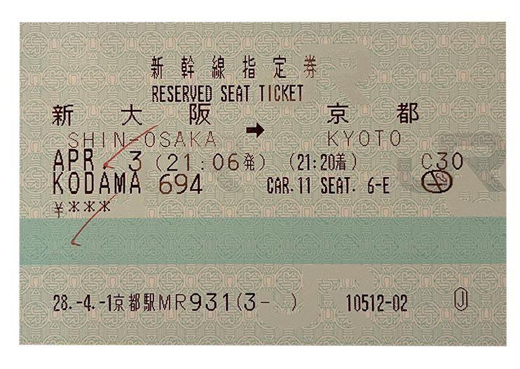Reservar asientos con Japan Rail Pass