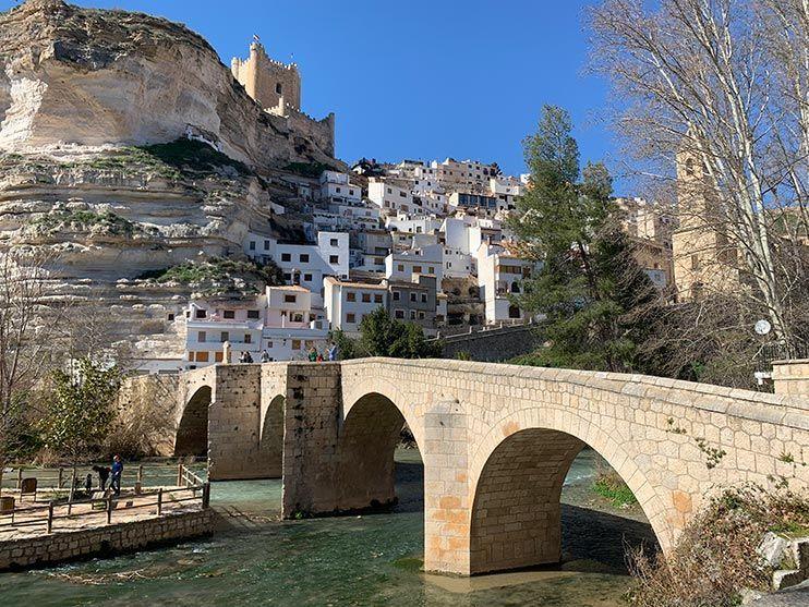 Puente Romano Alcalá del Júcar