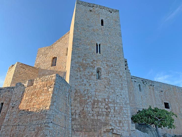 Castillo Papa Luna