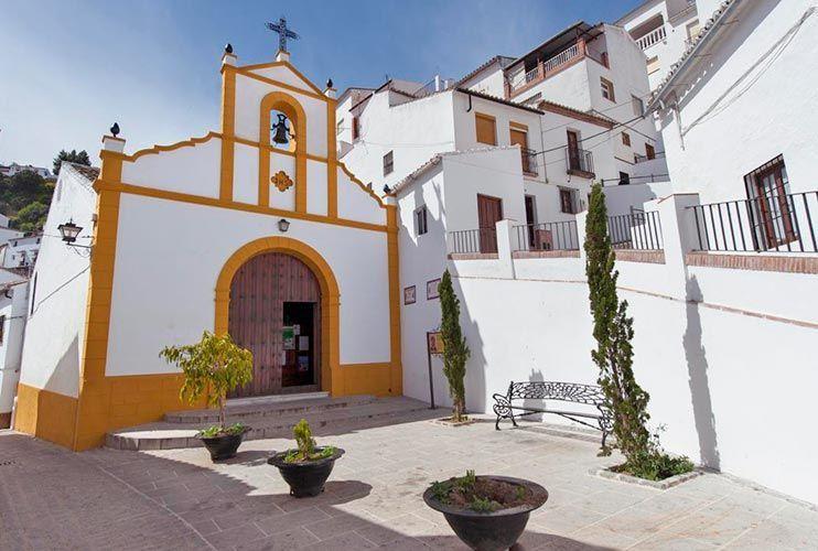 Ermita San Benito Setenil de las Bodegas