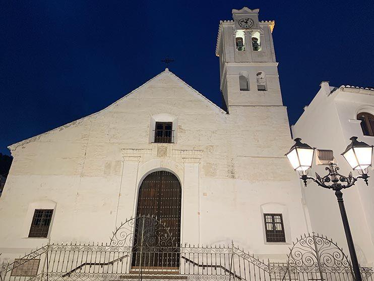 Iglesia de Frigiliana