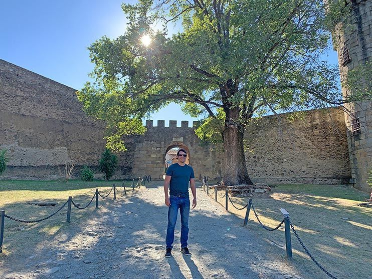 Murallas de Granadilla