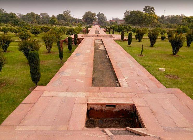 Jardines Ram Bagh
