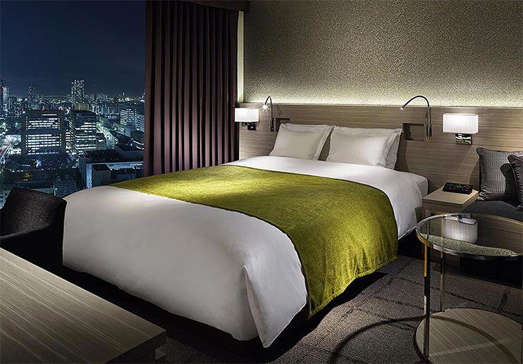 Dónde dormir en Tokio