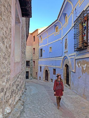 Casa Azagra Albarracín