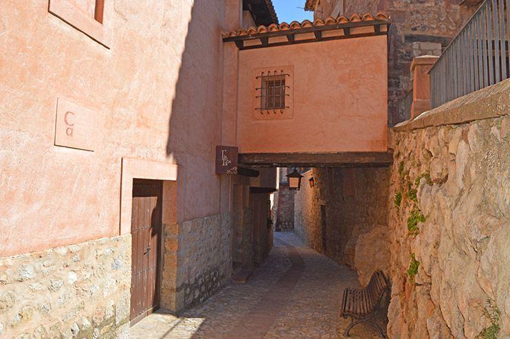 Biblioteca de Albarracín