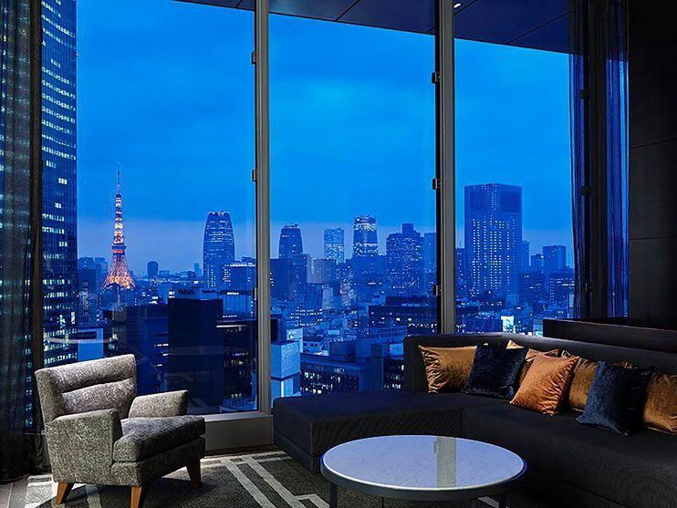 Las 7 mejores zonas donde alojarse en Tokio (Japón) y los mejores hoteles para dormir