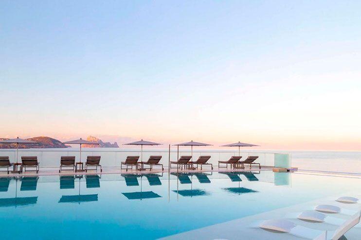 Dónde alojarse en Ibiza 7 pines