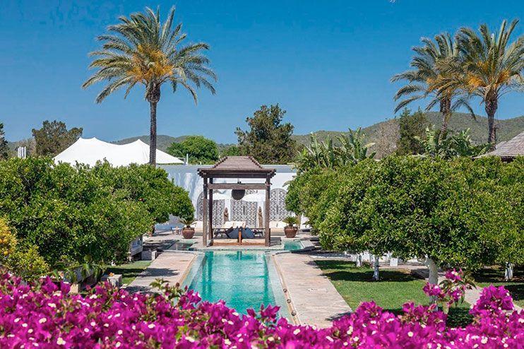 Dónde dormir en Ibiza Agroturismo Atzaró