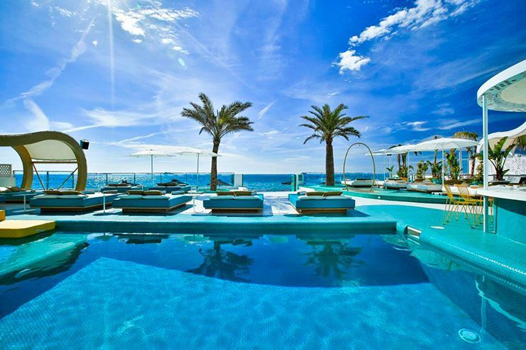 Dónde dormir en Ibiza Hotel Dorado