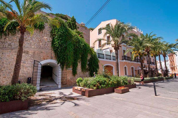 Dónde alojarse en Ibiza Mirador Dalt Vila