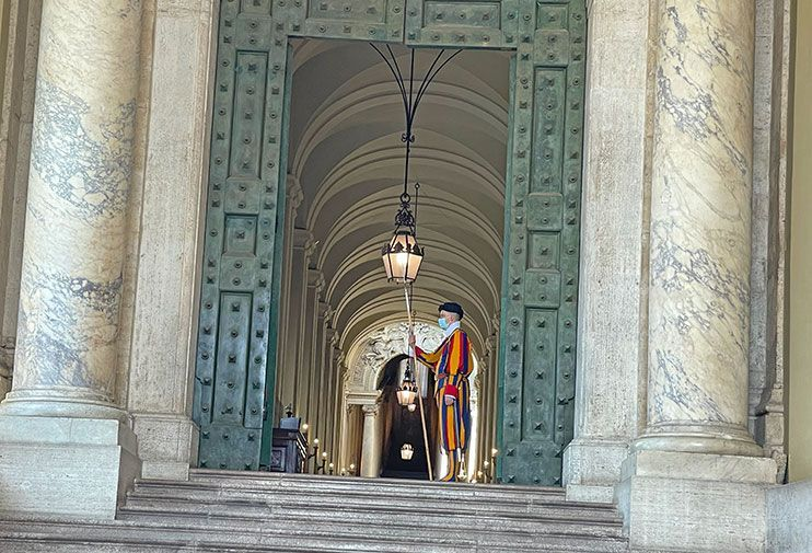 Entradas para visitar el Vaticano