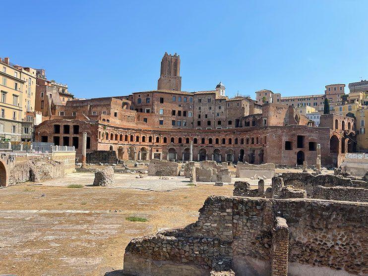Mercado de Trajano Roma