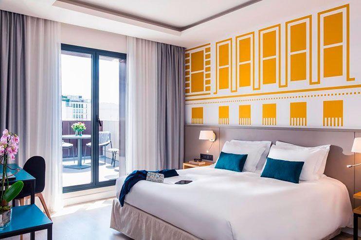 Dónde dormir en la capital española